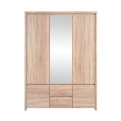 Шкаф платяной SZF5D2S/153 (Каспиан сонома)