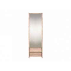 Шкаф с зеркалом SZF1D2SP/56 (Каспиан сонома)