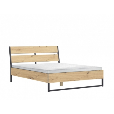 Кровать B172-LOZ/160/B без основания (Бруклин - Brooklyn)
