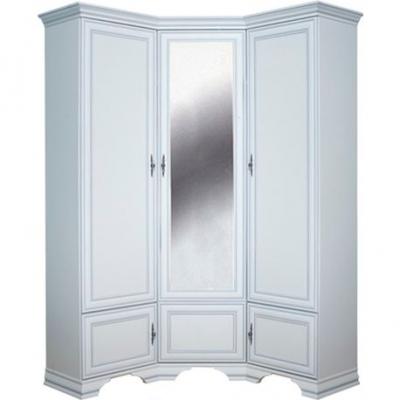 Шкаф угловой SZFN5D (Кентаки белый)