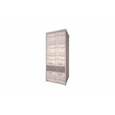 Шкаф 4DG1S (Джаз)