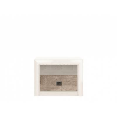 Тумба прикроватная KOM1S/58 (Коен сосна)