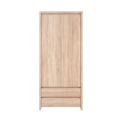 Шкаф платяной SZF2D2S/90 (Каспиан сонома)