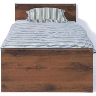 Кровать JLOZ90 (Индиана дуб)