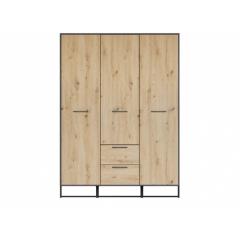 Шкаф B172-SZF3D2S (Бруклин - Brooklyn)
