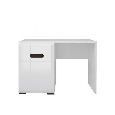 Стол туалетный TOL1D1S (Белый блеск)