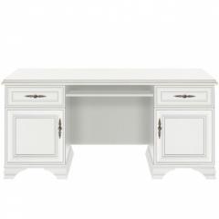 Стол письменный BIU2D2S (Кентаки белый)
