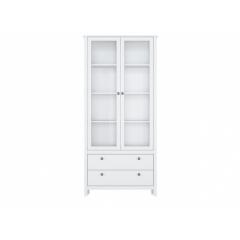 Шкаф REG2W2S (Хельга - Helga (белый))