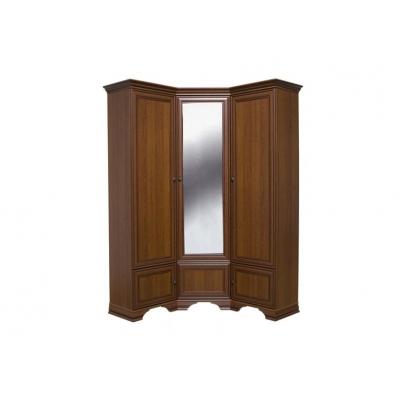 Шкаф угловой SZFN5D (Каштан)