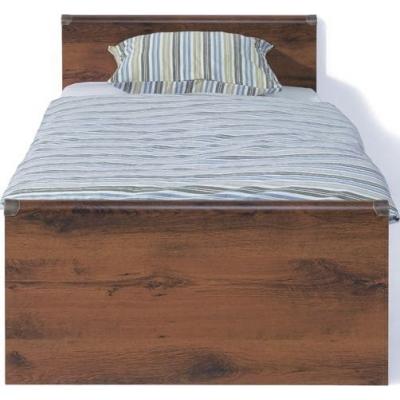 Кровать JLOZ 90 каркас (Индиана дуб)