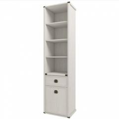 Шкаф открытый 1D1S (Магеллан сосна)