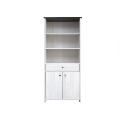 Шкаф комбинированный Порто REG2D1S